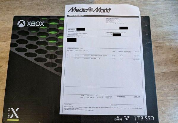 Microsoft Xbox Series X 1TB -