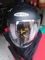 Motorrad-Helm NEXO Gr L