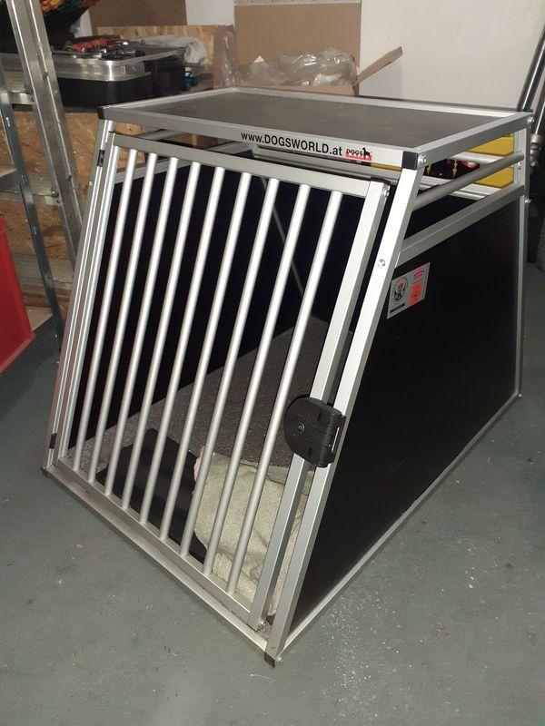 Hundebox - Einzelbox