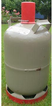Camping Gasflasche 11kg-teilgefüllt-Propan-Gas Eigentumsflasche