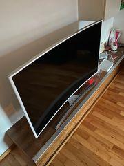 Samsung Curved TV 4K UHD