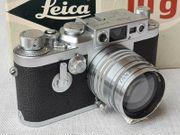 Leitz Leica IIIg mit nummerngl