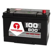 Tokohama Asia Japan Autobatterie 12V