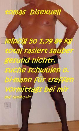 suche bisexuellen oder schwulen Mann: Kleinanzeigen aus Leipzig Probstheida - Rubrik Er sucht Ihn (Erotik)