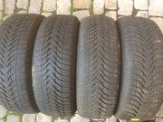 4 x Winterreifen Michelin M