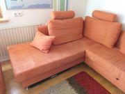 Couch Sitzlandschaft incl Auszug