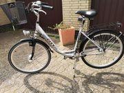 - 60 Damen-Alu-Komfort 26er Fahrrad mit
