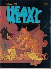 3 Heavy Metal hefte tolle