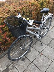 Damen Fahrrad Epple Alu-Markenrad guter