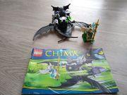 Lego Chima Braptors Fledermaus-Flieger 70128