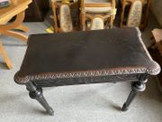 Gründerzeit Spieltisch Tisch Salontisch Schellack