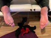 Sklave Fuß Fetisch