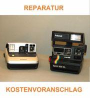 Reparatur Kostenvoranschlag bei Defekt Ihrer