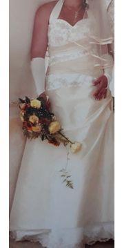 romantisches Hochzeitskleid - Unikat