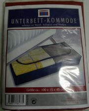 Unterbettkommode Unterbett-Kommode
