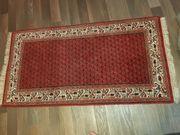 Schöner Handgeknüpfter Teppich Läufer mit