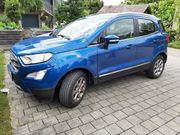 Ford EcoSport Navi Automatik