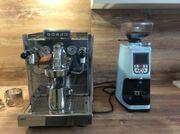 Espressomaschine Elektronika 2 Profi Mühle