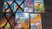 Große Classic Walt Disney Kinderbücher