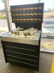 Studer A-800 MKIII 24-Spur 2-Zoll-Analog-Tonbandgerät