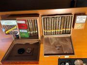Echte kubanische Zigarren zu verkaufen