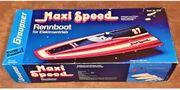 Graupner Maxi Speed Bausatz Rennboot