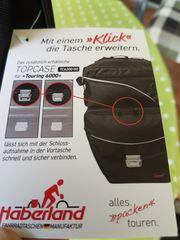 2 Haberland Radtaschen Einzeltaschen
