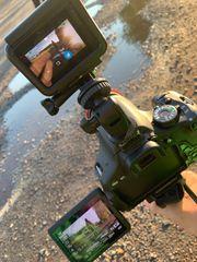 Kameramann für YouTube Videos Vlogs