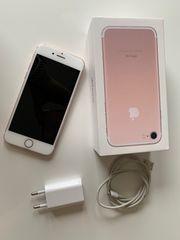 I Phone 7 Rosegold mit