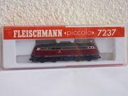 Fleischmann Dampflok Spur N