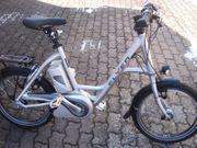 E-Bike Flyer ISY 8 Gang