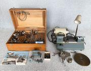Boley 8 mm Uhrmacherdrehmaschine mit