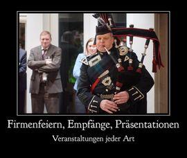 Bild 4 - PROFESSIONELLER DUDELSACKSPIELER FÜR JEDE GELEGENHEIT - Gießen Allendorf