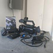 Sony NHR-NX80 4K Handkamera mit