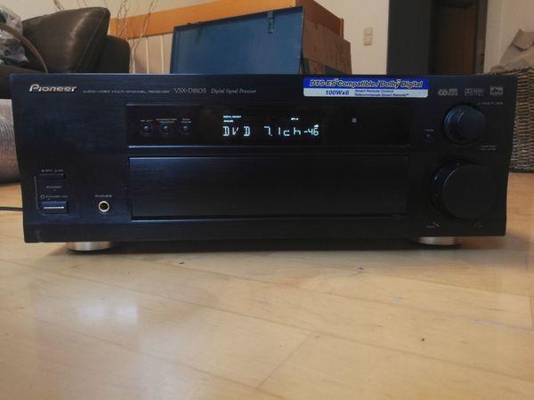 Pioneer VSX-D810S Heimkino Receiver