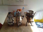 2x Kaffeemaschinen antik