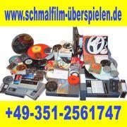 Schmalfilm Super8 8mm-Film preiswert auf