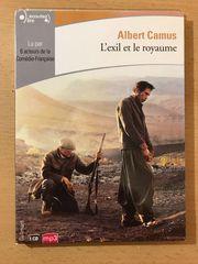 Hoer-CD Albert Camus L exil