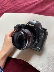 Canon 5d mark ii 50