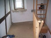 Sandsteinhaus interegiert Stall Scheune mit
