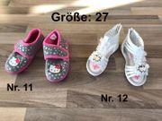 Kinder Mädchen Hausschuhe Sandaletten Gr
