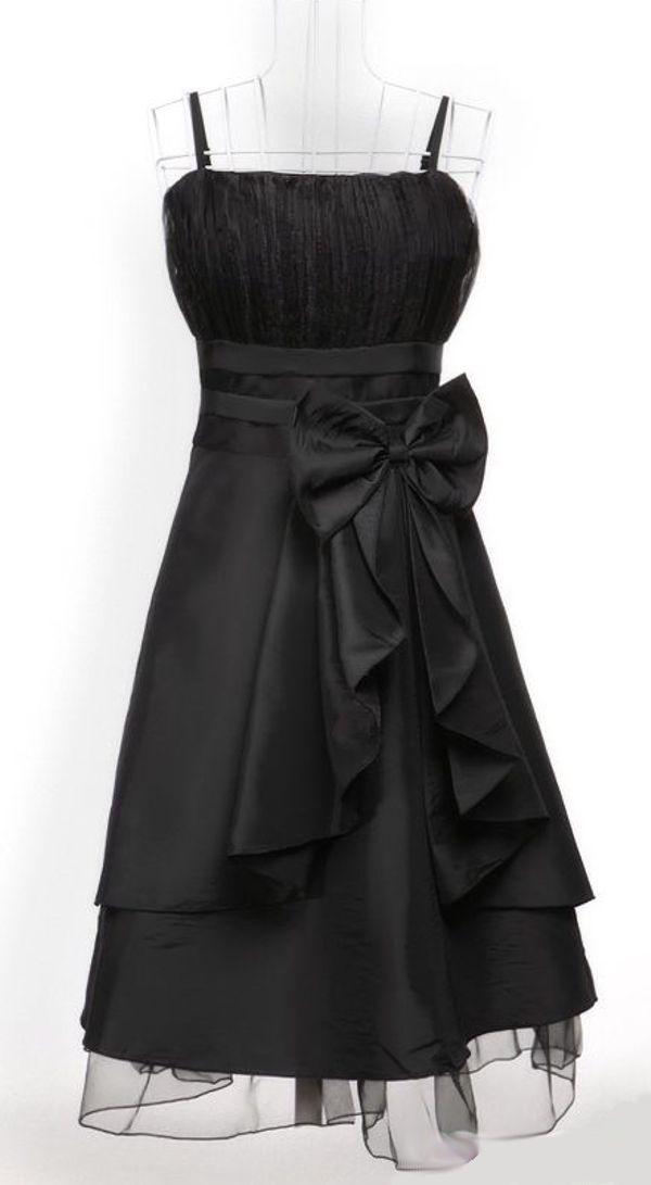 Kleid Cocktailkleid Neu Bolero Schulterfrei Fast Konfirmation IYb76vfgy