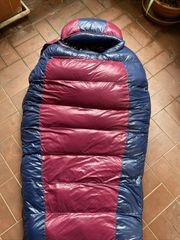 Daunenschlafsack Glanznylon 2 5 kg