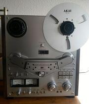 Akai GX 635 D komplett