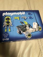 Playmobil 9491 trike Fahrzeug Mars