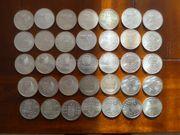 35 x 10EUR Münzen - alle