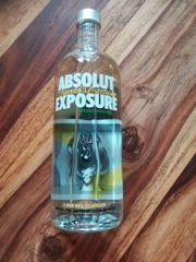 Absolut Vodka Exposure