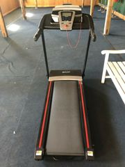 Gebrauchtes Laufband elektrisch Jogging Heimtrainer