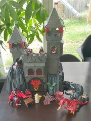 Playmobil Burg Drachenburg 3269 inkl
