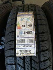 Allwetter Reifen 235 70 R16